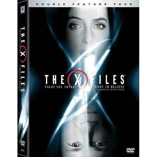 X-Files Double Feature Pack