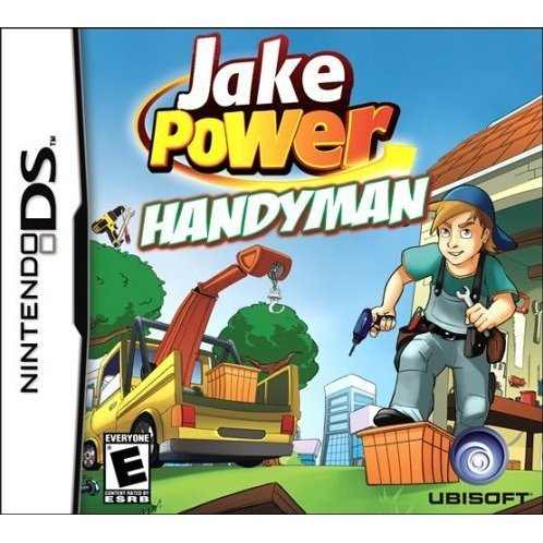 Jake Power: Handyman