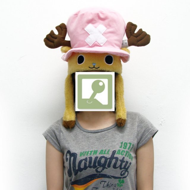 One Piece Plush Doll: Chopper Hat (Version A)