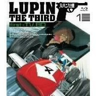 Lupin III First-TV BD 1