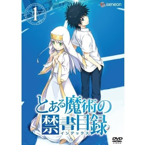 Toaru Majutsu No Index Vol.1