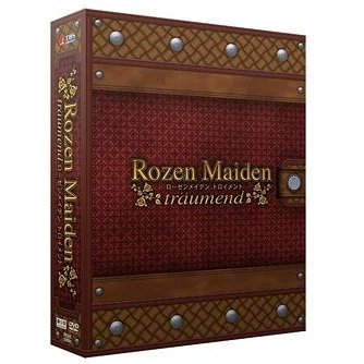 Rozen Maiden Traumend DVD Box