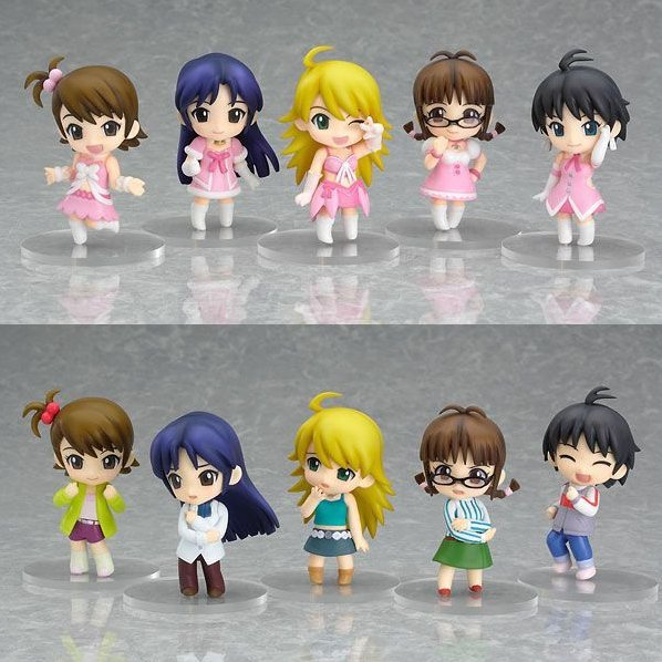 Nendoroid Petit The Idolmaster Stage 1 Non Scale Pre-Painted Trading Figure