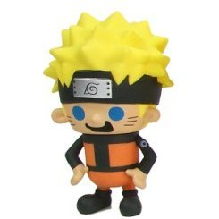 40th Weekly Jump Characters Mini Figure: Naruto