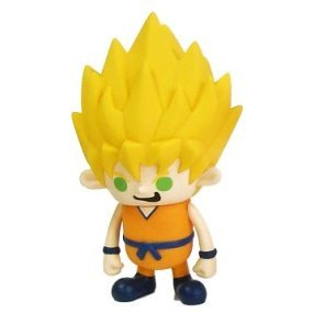 40th Weekly Jump Characters Mini Figure: Son Goku