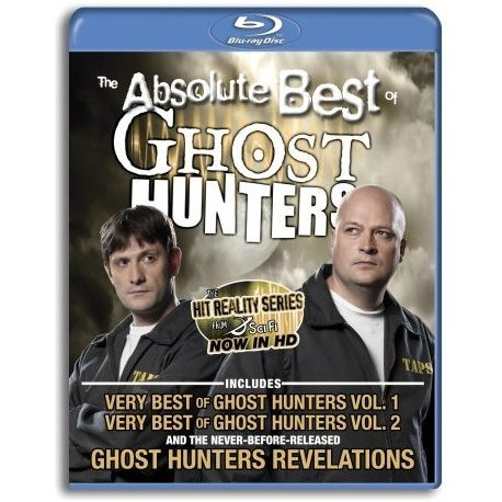 Absolute Best of Ghost Hunters
