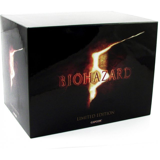 Biohazard 5 [e-capcom Limited Edition]