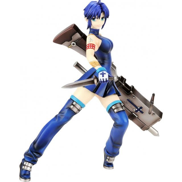 Melty Blood Re.Act 1/7 Scale Pre-Painted PVC Figure: Ciel (Battle Dress Version)