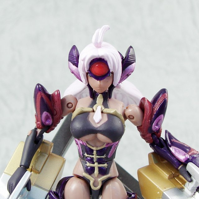 Motion Revive Series Xenosaga 3 Non Scale Pre-Painted Figure: Teros