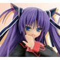 Resinya Little Busters Non Scale Pre-Painted PVC Figure: Sasasegawa Sasami