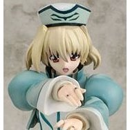 Magical Girl Lyrical Nanoha StrikerS Non Scale Pre-Painted PVC Figure: Shamal