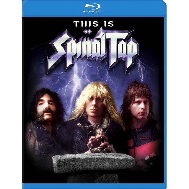 This Is Spinal Tap [Blu-ray+DVD]