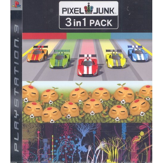 PixelJunk 3in1 Pack