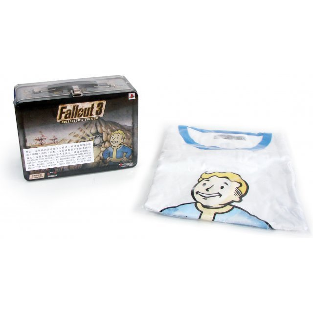 Fallout 3 [Collector's Edition incl. extra T-Shirt]