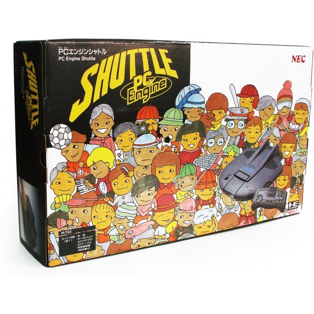 PC-Engine Shuttle Console