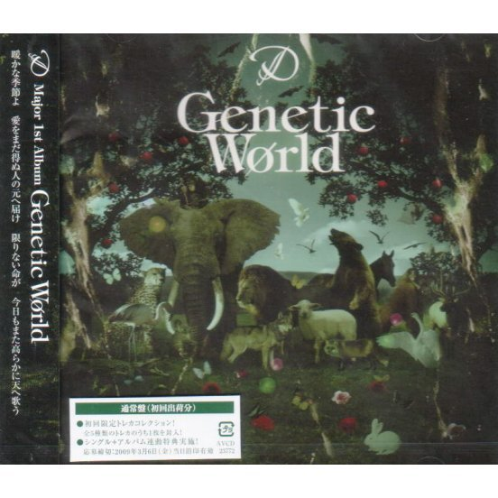 Genetic World