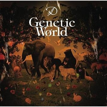 Genetic World [CD+DVD Limited Edition Type B]