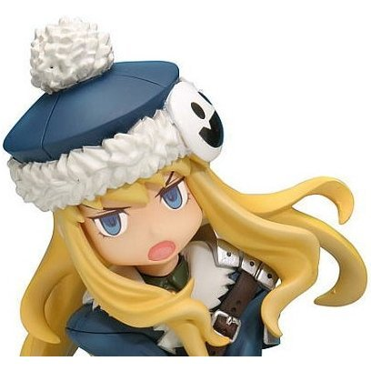 Etrian Odyssey II Non Scale Pre-Painted PVC Figure: Girl of Gannar