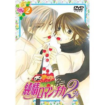 Junjo Romantica 2 Vol.2
