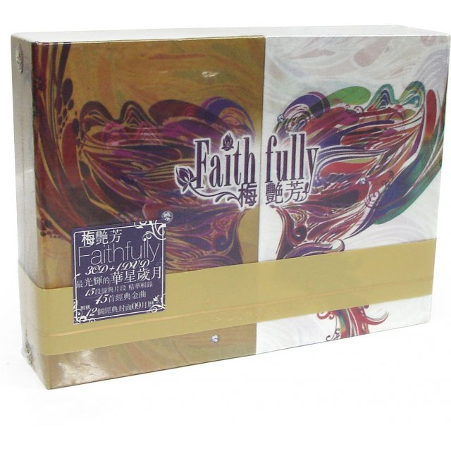 Faithfully [Limited Edition 3CD+DVD]