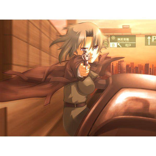 Ayaka Shibito Portable PSP ISO Screenshoot 3