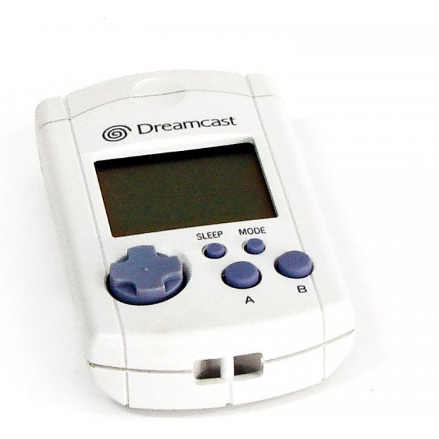 Dreamcast Visual Memory Card VMS/VMU (loose)