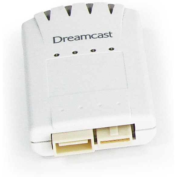Dreamcast Visual Memory Card 4x VMS/VMU (loose)