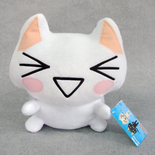Dokodemoissyo Plush Doll: Toro (Super Happy Version)