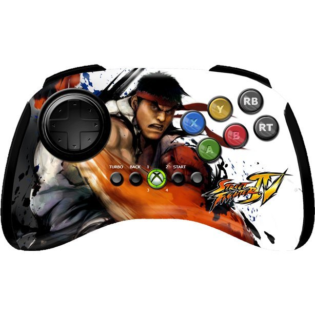 Street Fighter IV FightPad (Ryu)