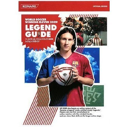 World Soccer Winning Eleven 2009 Legend Guide