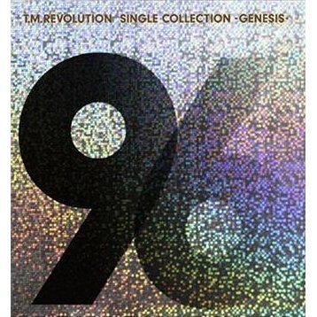 T.M.Revolution Single Collection 96-99 Genesis [Blu-spec CD Limited Edition]