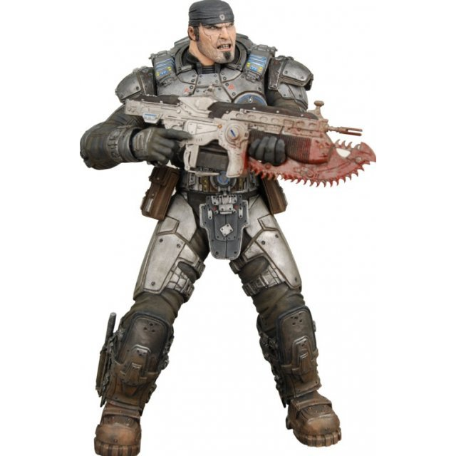 Gears of War 2 Pre-Painted 12