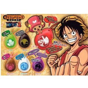 One Piece 2 Sound Drops Gashapon