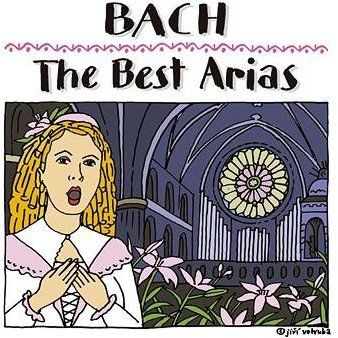 Bach Arias Vocal