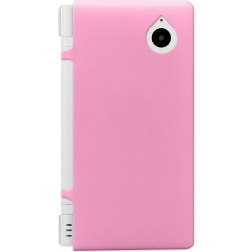Silicon Cover DSi (Light Pink)