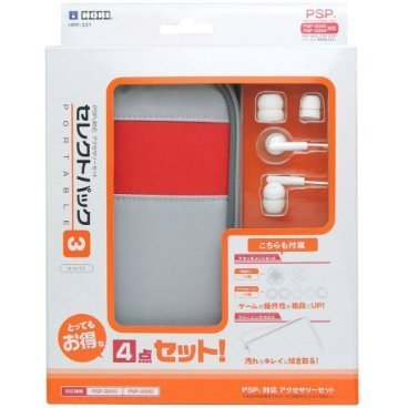 Select Pack Portable 3 (White)