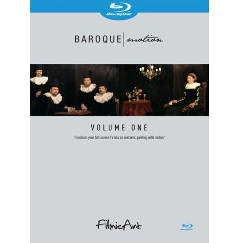 Baroque Motion Vol. 1