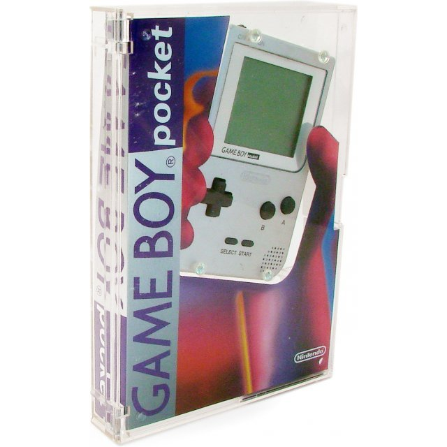Game Boy Pocket Console - silver
