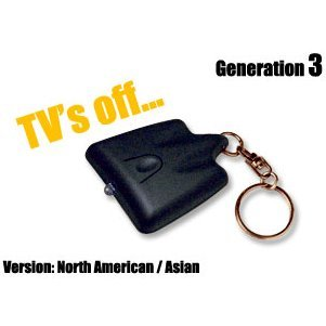 TV-B-Gone Universal Remote Control (North American & Asian Version)