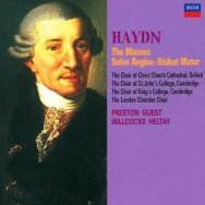 Haydn: The Masses / Salve Regina / Stabat Mater