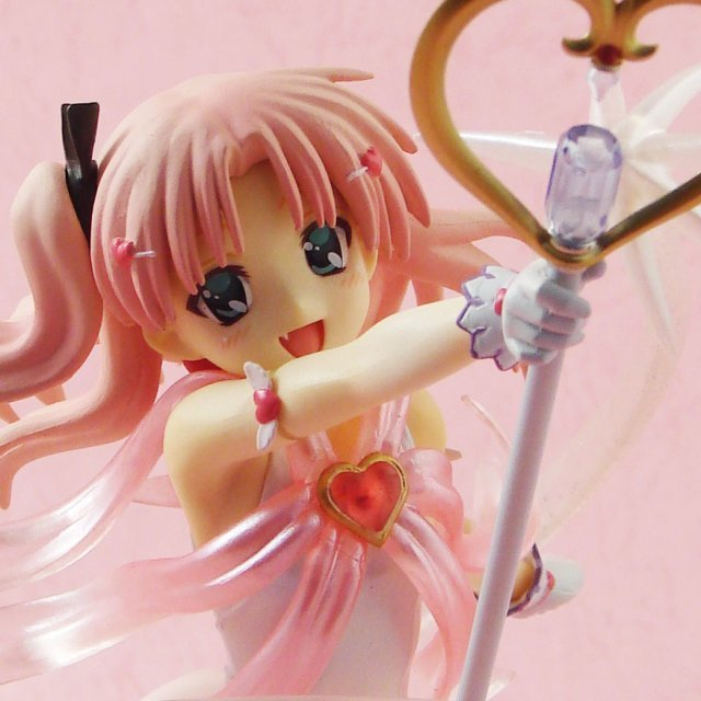 To Heart 2 Another Days 1/8 Scale Pre-Painted PVC Figure: Magical Girl Maryan (Transform Version)