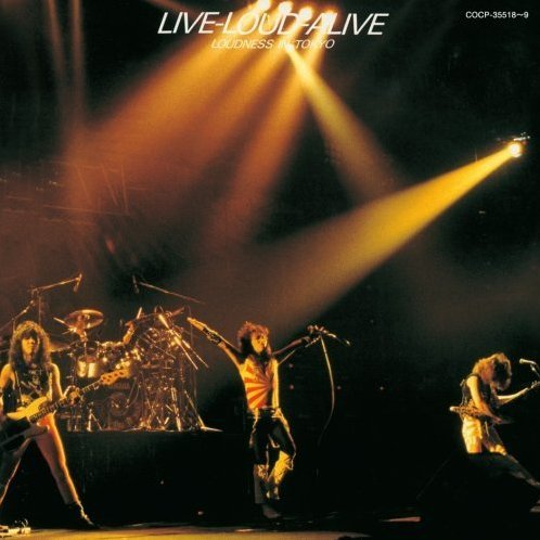 Live-Loud-Alive [Limited Edition]