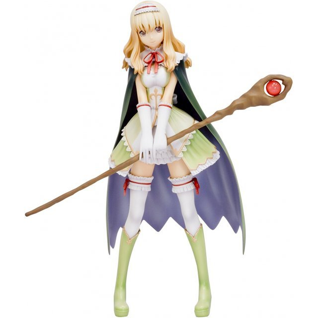 Shining Wind X 1/8 Scale Pre-Painted PVC Figure: Elmina