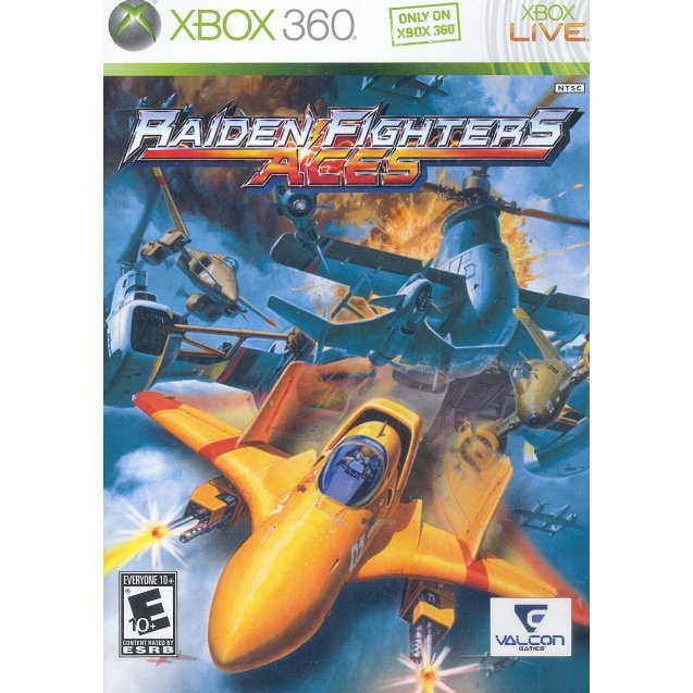Raiden: Fighters Aces