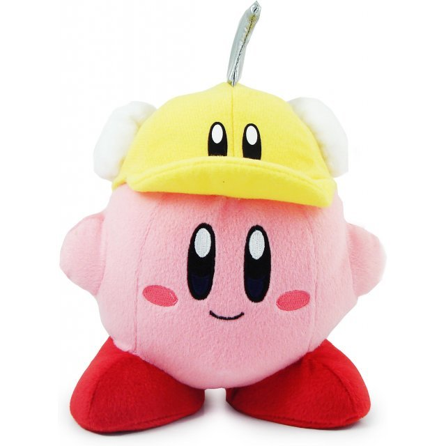 Kirby Adventure Kirby Plush Doll: Katta Kirby