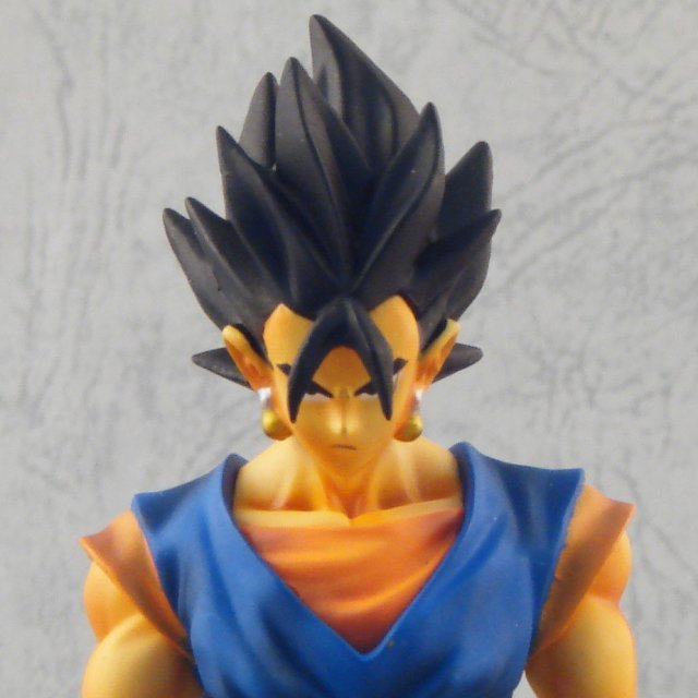 Dragon Ball Z Highspec Coloring Figure 5 No.19 Pre-Painted Figure: Vegetto