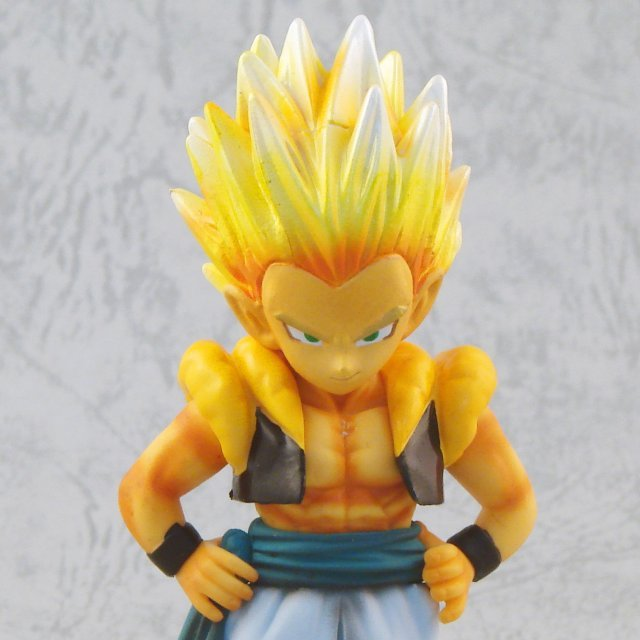 Dragon Ball Z Highspec Coloring Figure 5 No.20 Pre-Painted Figure: Gotenks