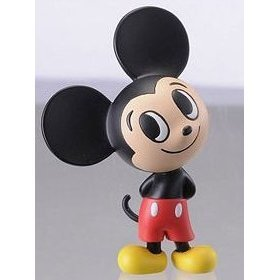 Modern Pets Friend Disney Non Scale Pre-Painted PVC Figure: Mickey Mouse