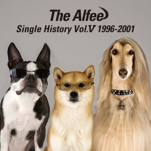 Single History Vol.V 1996-2001 [Limited Edition]