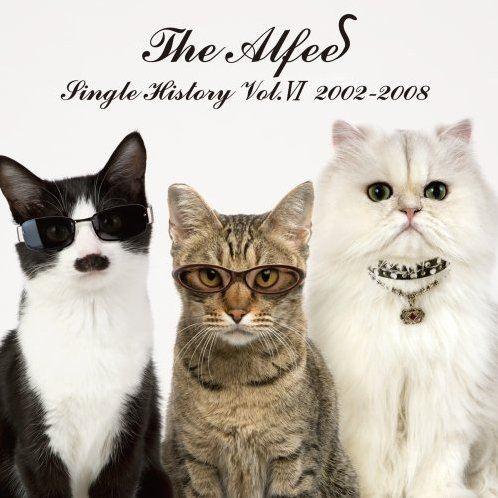 ... Single History Vol.VI 2002-2008 (The Alfee
